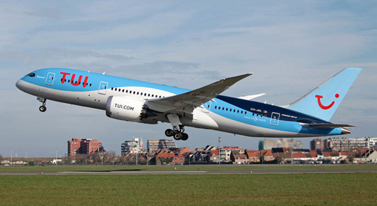Tuifly Boeing 787