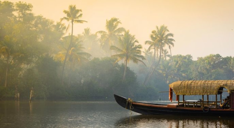 Asien Special Tours Kerala Backwaters Foto Asien Special Tours