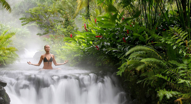 Costa Rica Tabacon Grand Spa Thermal Resort Arenal