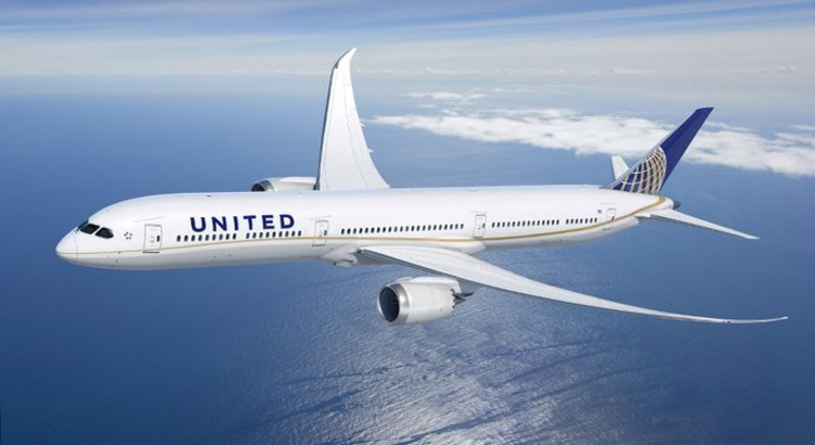 United Airlines Boeing 787-10 Dreamliner - Foto United Airlines
