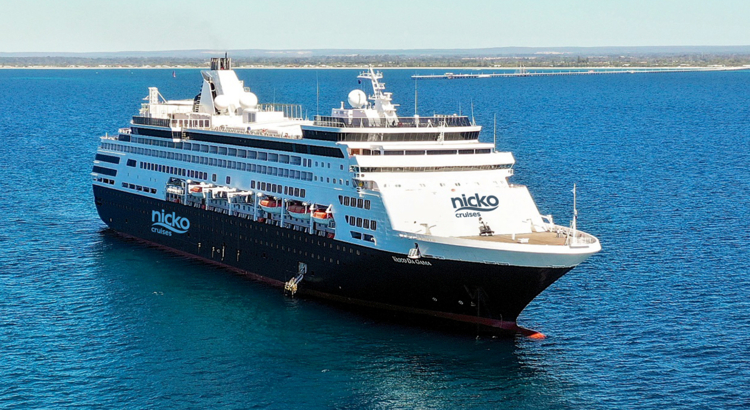 Nicko Cruises Vasco da Gama Foto Nicko Cruises
