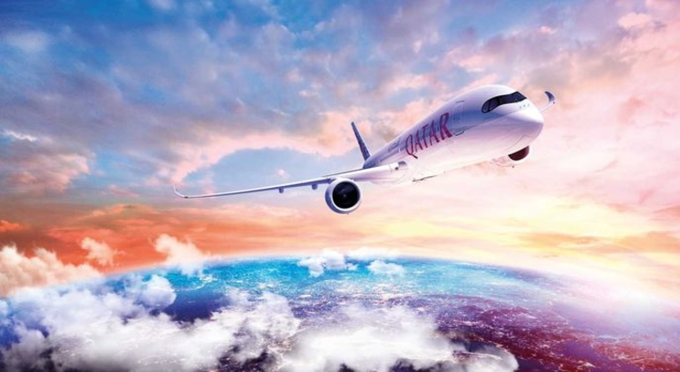 Qatar Airways Foto Qatar Airways
