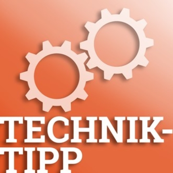 Icon Techniktipp