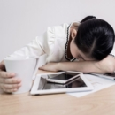 Buero Schlaf Powernapping Foto iStock southtownboy