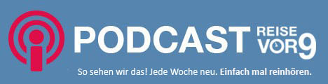 Podcast Reise vor9